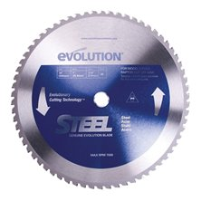 Image of Evolution TCT Circular Saw Blades for Metal Cutting