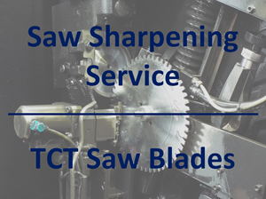 Image for A video guide to our TCT saw blade sharpening service