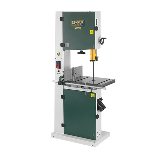 Record Power SABRE-450 (1PH) Bandsaw