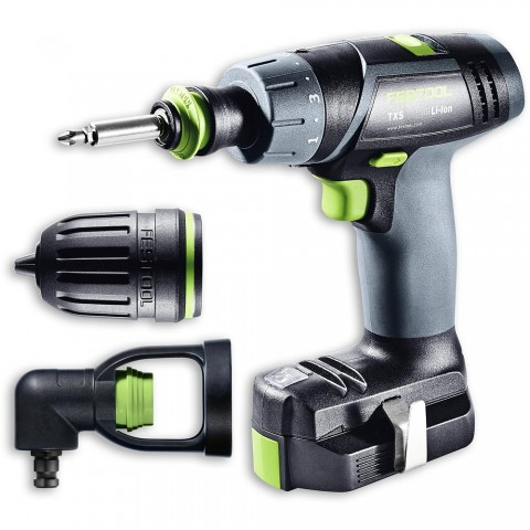 Festool TXS Li 2.6-Set GB 240V