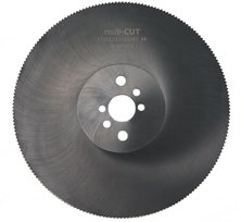 Image of Multi-Cut HSS Circular Saw Blades for Metal Cutting