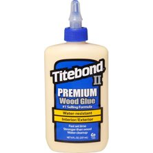 Titebond II Premium Wood Glue (237ml)