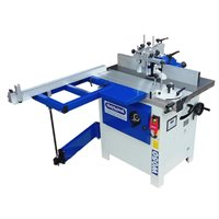 Charnwood W050P Spindle Moulder with Square Table