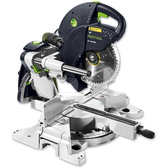 Festool Kapex KS120 EB GB 240V Mitre Saw