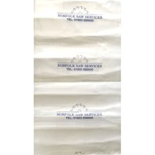 "Small 20"" x 36"" Pack of 10 Dust Extraction Bags"