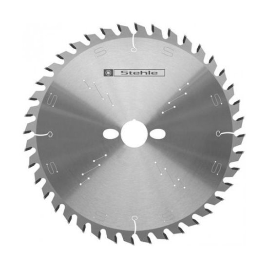 Stehle 210mm x 48T Circular Saw Blade
