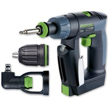 Festool CXS 2.6-Set GB 240V Drill Driver
