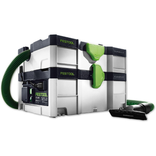 Festool CT SYS GB 240V Dust Extractor