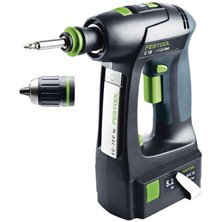 Festool C18 Li 5.2-Plus GB 240V Drill Driver