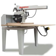 MiniMax SR650 Radial Arm Saw