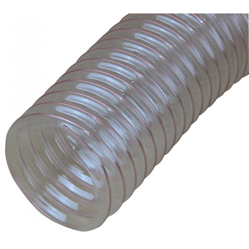 Charnwood 38mm Diameter Flexible Extraction Hose
