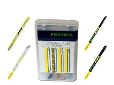 Festool STS-Sort Pack of 25 Jigsaw Blades