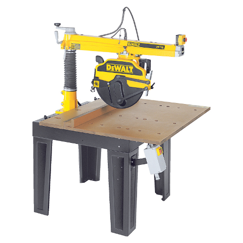 Dewalt DW729KN 350mm Radial Arm Saw