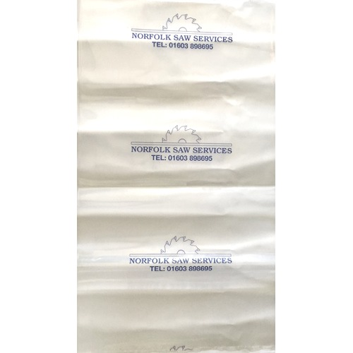 "Large 30"" x 46"" Pack of 10 Dust Extraction Bag"