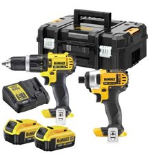 Dewalt DCZ285M2 18V Twin Pack