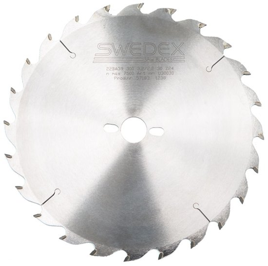 315 x 30 x 24T Swedex Circular Saw Blade 22BA39