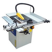 "Charnwood W650 10"" Table Saw"