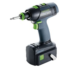 Festool T18+3 Li 5.2 Plus GB 240V Drill Driver